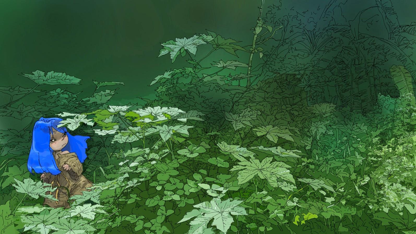 balbina en la foresta nueva