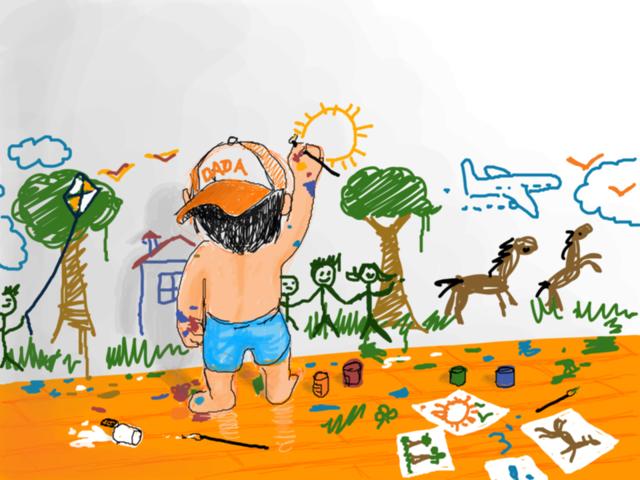 Illustration by Cromomaniaco